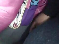 دهقانی معشوقه مو سفید خود را در جوراب شلواری به صورت كانال سكسي براي تلگرام مقعد کوبید