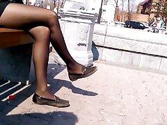 بور در ایستگاه اتوبوس قبول کرد که برای پول رابطه جنسی برقرار کند كانال سكسي در تلكرام